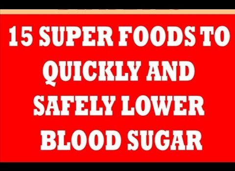 Natural Ways To Lower Down Blood Sugar