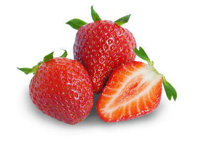 Eating eight strawberries a day may improve heart, mind, and body