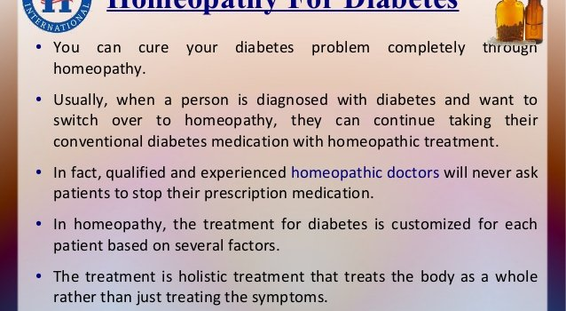 Is It Possible To Prevent Or Reverse Diabetes Complications Naturally?